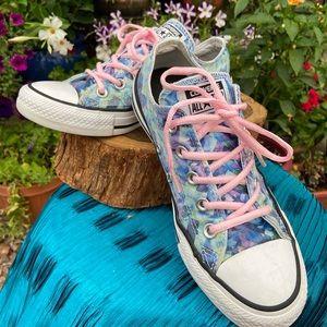 Pastel Converse Sneakers Sz 6
